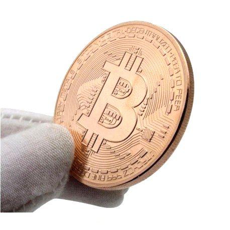 DR Bitcoin BTL v plastovom puzdre