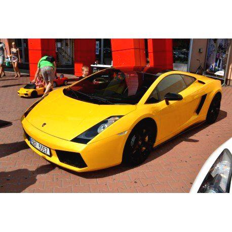 LAMBORGHINI GALLARDO Doba trvania: 20 minút/20 km - Jazda v Lamborghini + PHM