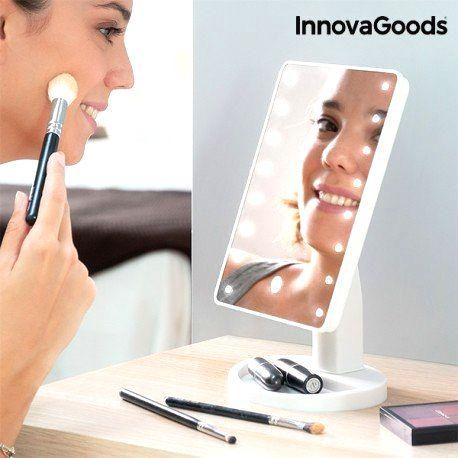 V0100954 InnovaGoods LED dotykové zrkadlo - Innovagoods