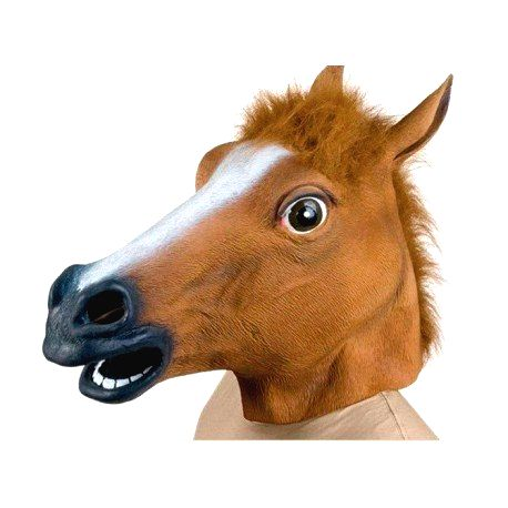 Maska koňa