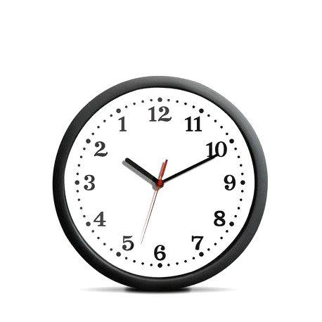 79-3174 Obrátené hodiny