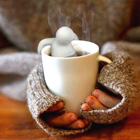 Panáčik na čaj