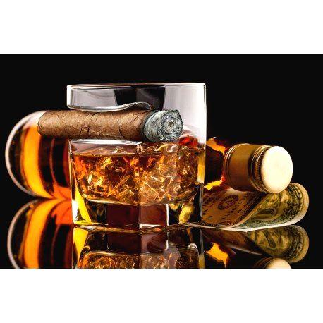 DR Pohár na whisky a cigáru 300ml