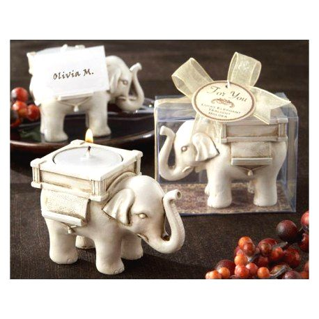 Svietnik slon - pre šťastie