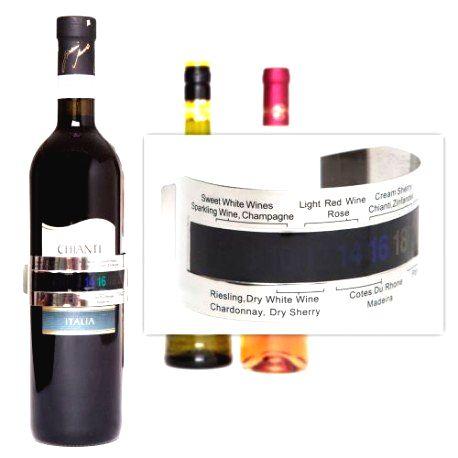 Teplomer na víno UNO