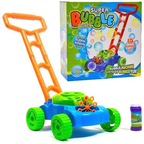 DR Bublifuk - Kosačka na mydlové bubliny
