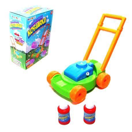 6219 Kosačka na mydlové bubliny - Bublifuk