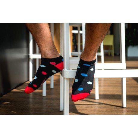 HESTY Veselé ponožky HESTY - Guľkáč 43-46