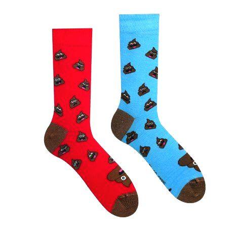 HESTY Veselé ponožky HESTY - Pouko 43-46