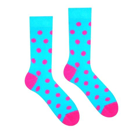 HESTY Veselé ponožky HESTY - Ružový panter 43-46
