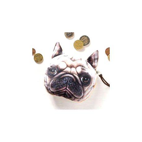 3D peňaženka - pes Verzia 3
