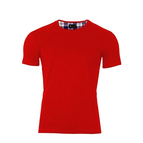 VERSABE Pánske tričko VS-PT1904 červené XXXL