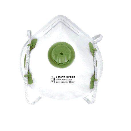DR Ochranný respirátor na tvár - FFP3