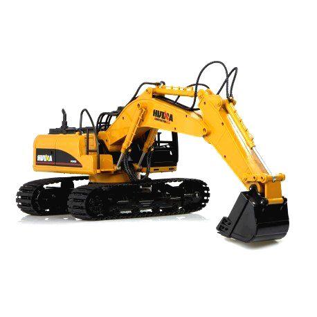 7751 HUINA Toys RC rýpadlo 1350