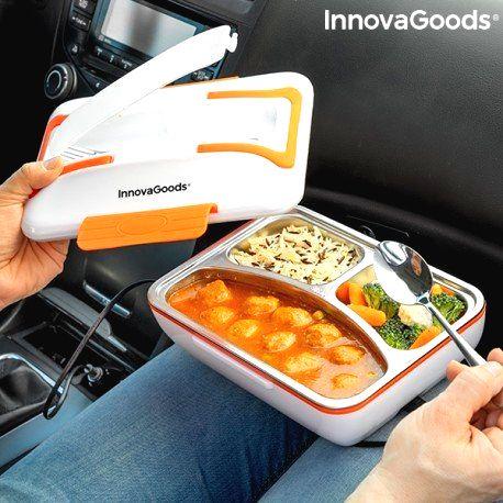 V0103065 InnovaGoods Elektrický obedár do auta 50W Pro Bentau InnovaGoods